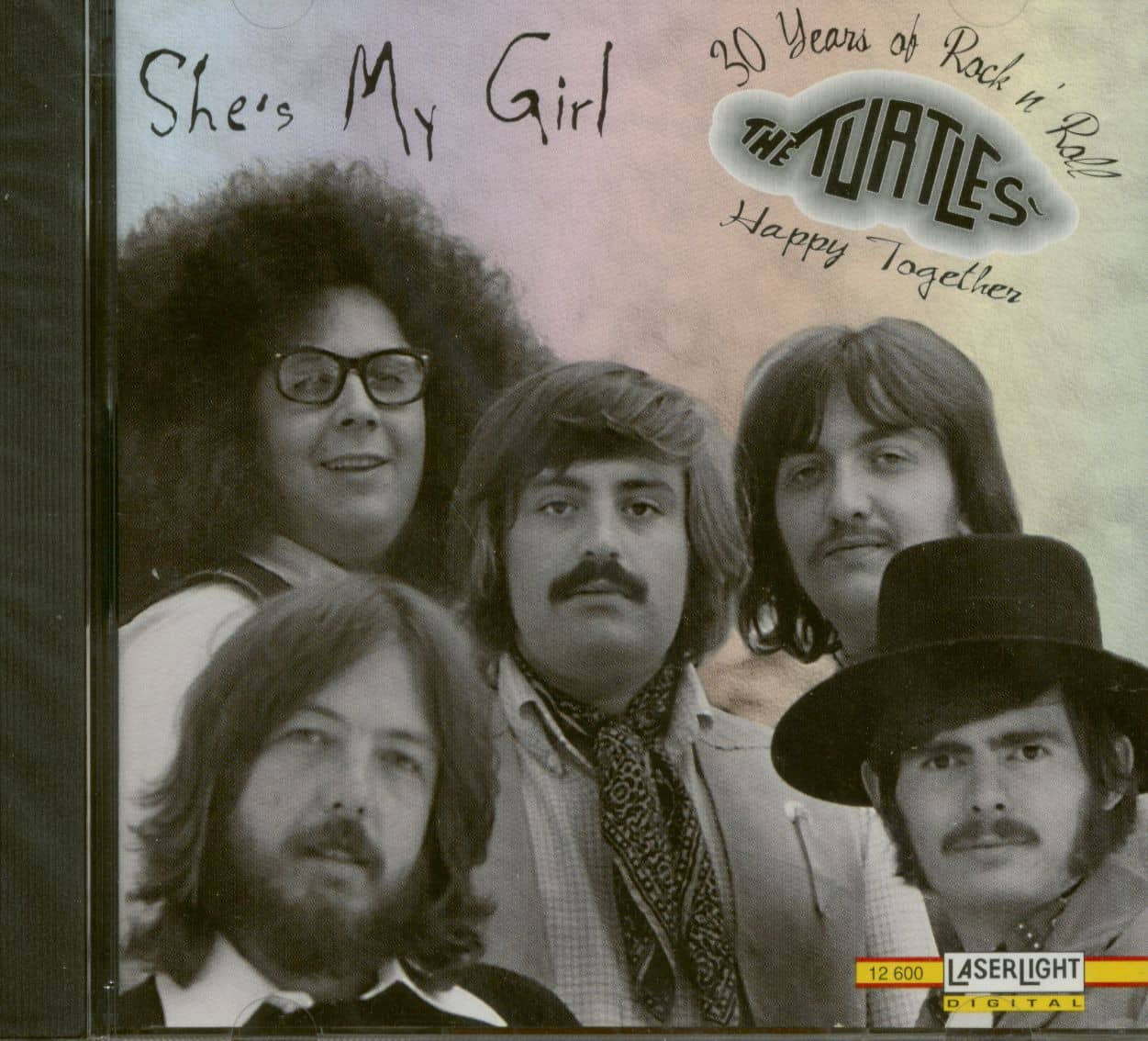 The Turtles - She´s My Girl (CD)