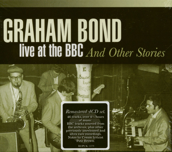 Live At The BBC And Other Stories (4-CD)