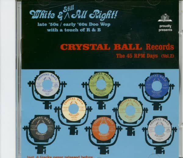 Vol.02, Crystal Ball Records - The 45 RPM Days