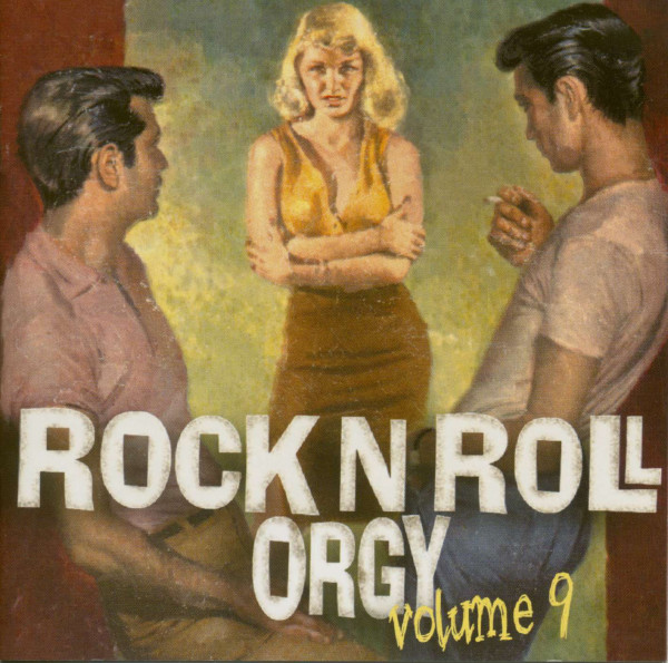 Rock'n'Roll Orgy Vol.9