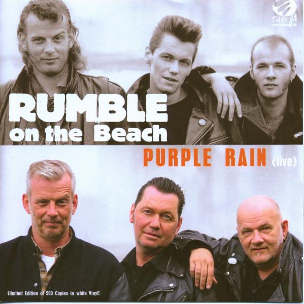 Purple Rain (Live) - Chainsmoker's Thrill (7inch, 45rpm, SC, PS, Ltd.)