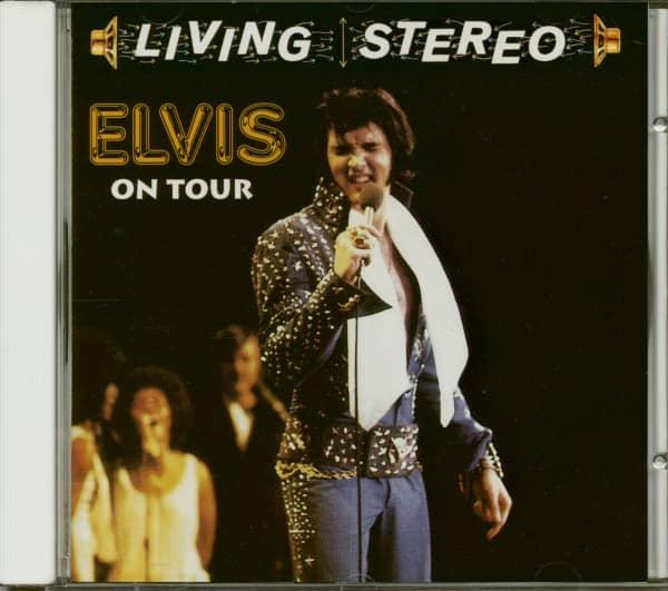 Elvis On Tour (CD)