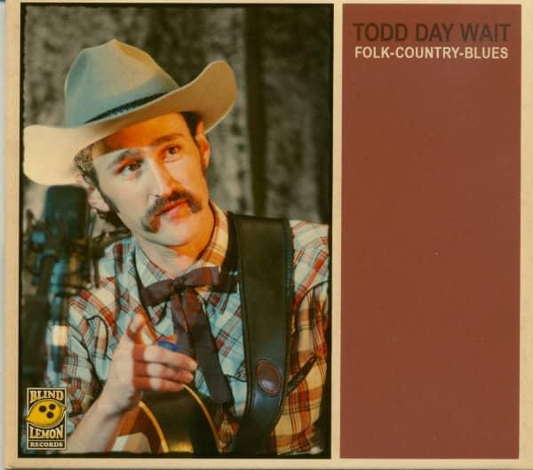 Folk - Country - Blues (CD)