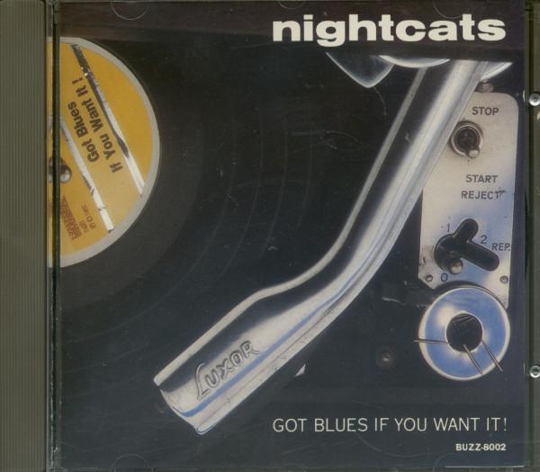 Got Blues If You Want It (CD)