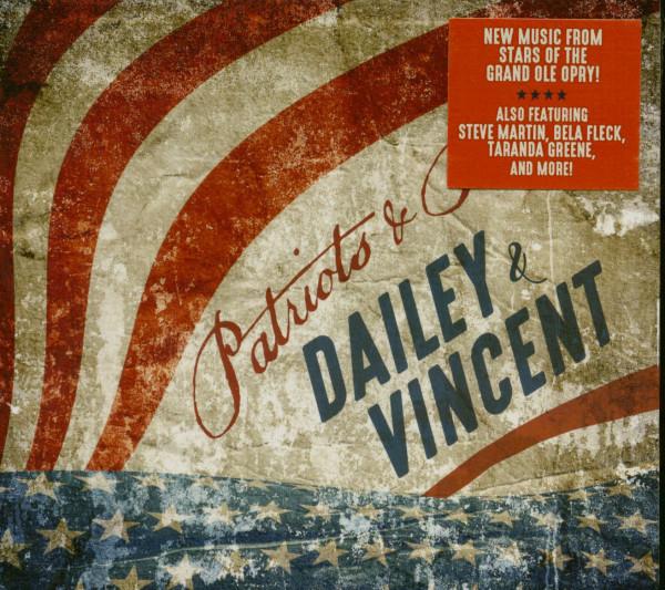 Patriots & Poets (CD)