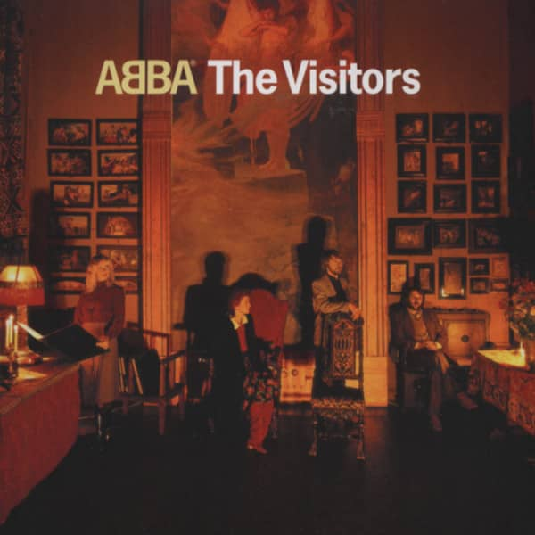 The Visitors (CD & DVD)