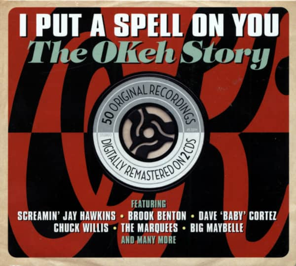 I Put A Spell On You - The Okeh Story (2-CD)
