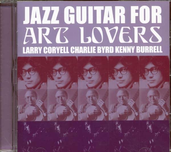 Jazz Guitar For Art Lovers (CD)