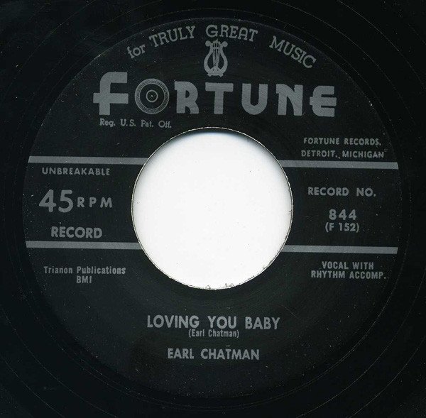 Take Two Steps Back - Loving You Baby 7inch, 45rpm