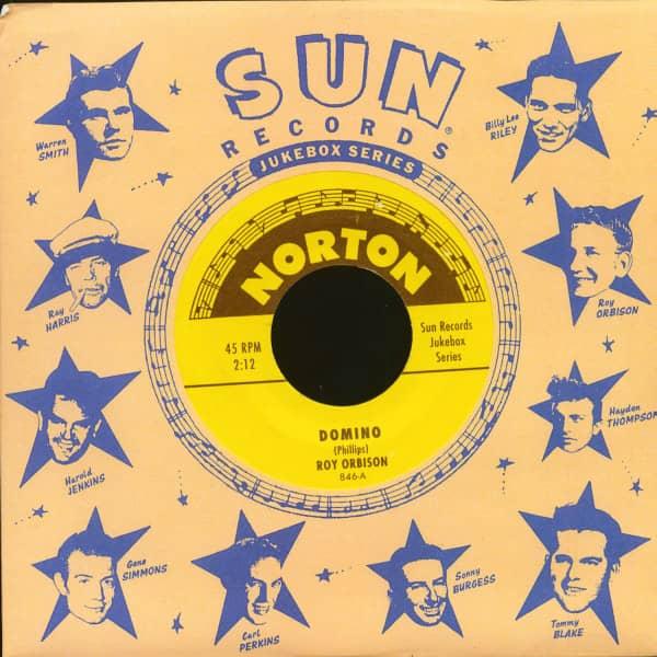 Sun Records Jukebox Series - Roy Orbison & Gene Ross (7inch, 45rpm)