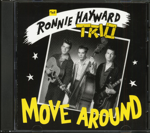 Move Around (CD)