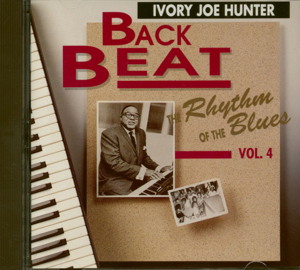 Back Beat - The Rhythm Of The Blues Vol.4 (CD)