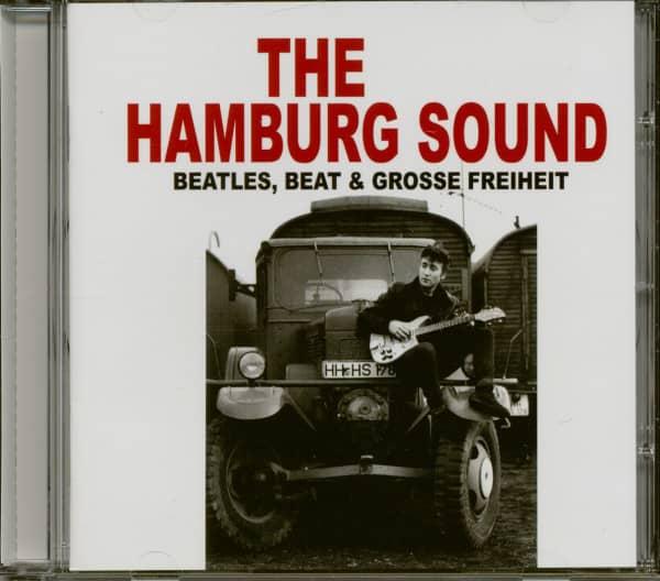 Hamburg Sound - Beatles, Beat & Grosse Freiheit (CD)