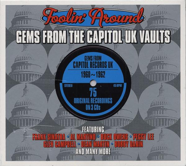 Capitol UK - Foolin' Around (3-CD)