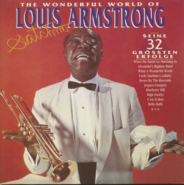 The Wonderful World Of Louis Armstrong (2-LP)