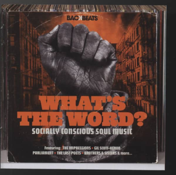 What's The Word? Socially Consious Soul Music