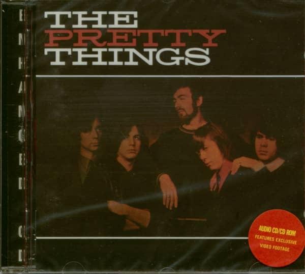 The Pretty Things (CD Album)
