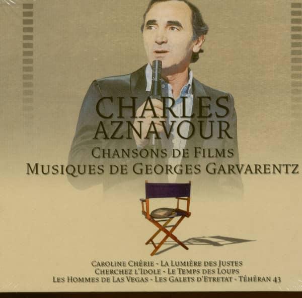 Chansons De Films (CD)