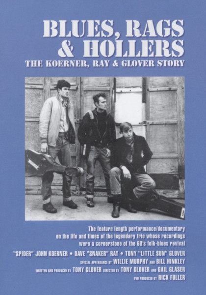 Blues, Rags & Hollers