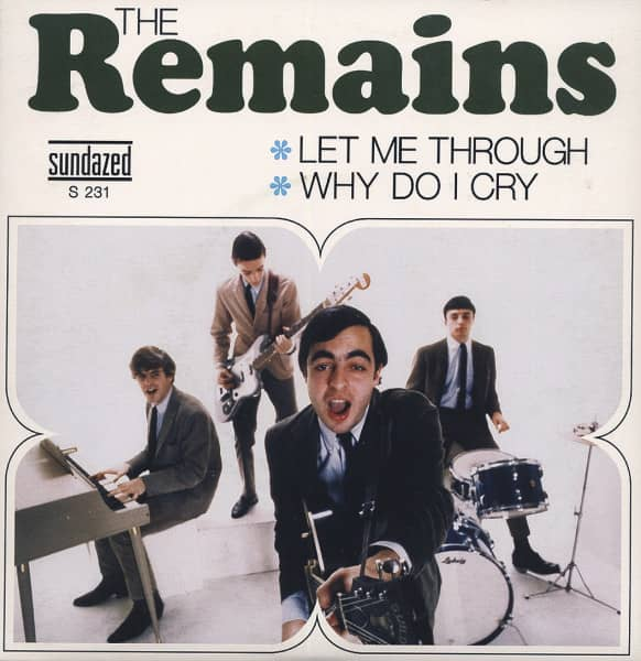 Let Me Through (live) - Why Do I Cry 7inch, 45rpm, PS