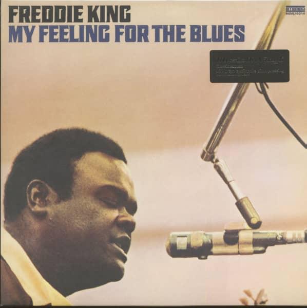 My Feeling For The Blues (LP, 180g Vinyl)
