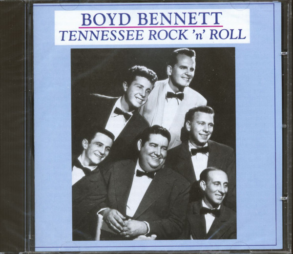Tennessee Rock'n'Roll (CD)