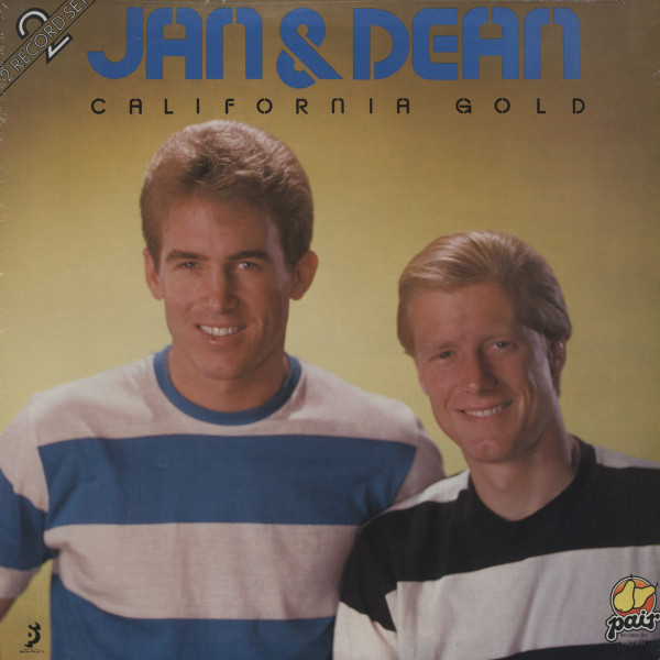 California Gold (2-LP) Cut-Out