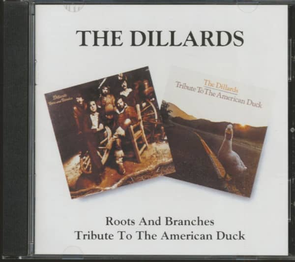 Roots And Branches - Tribute To The American Duck (CD)