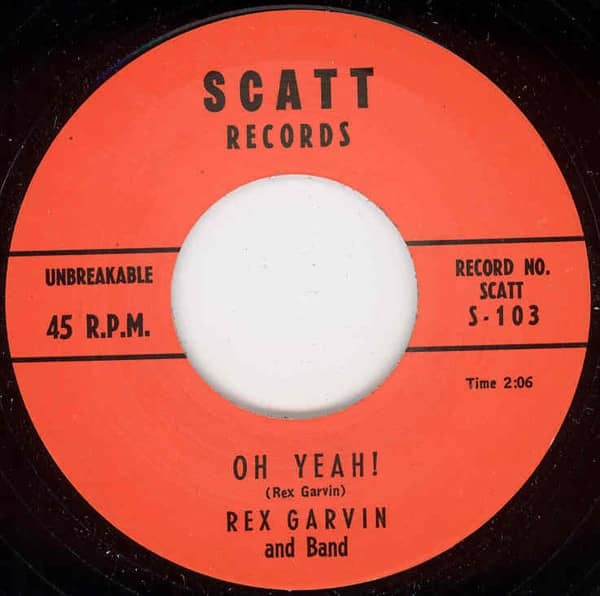 Oh Yeah! - I Told You Before 7inch, 45rpm