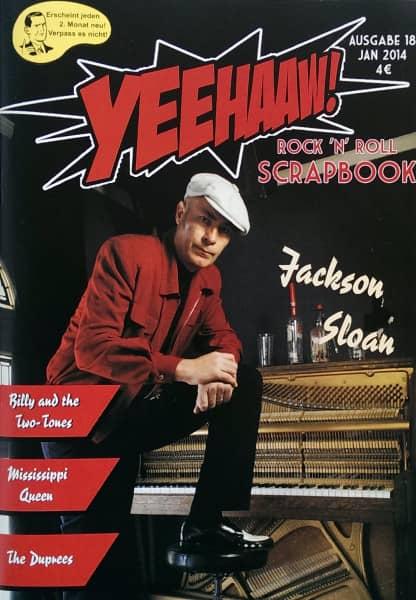 Rock & Roll Magazin #18 (Januar 2014)