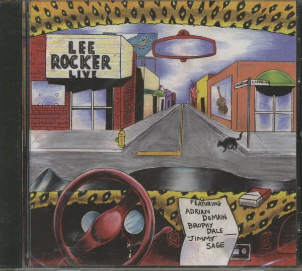 Lee Rocker Live (CD)