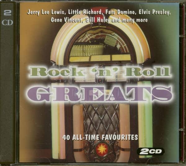 Rock 'N' Roll Greats (2-CD)