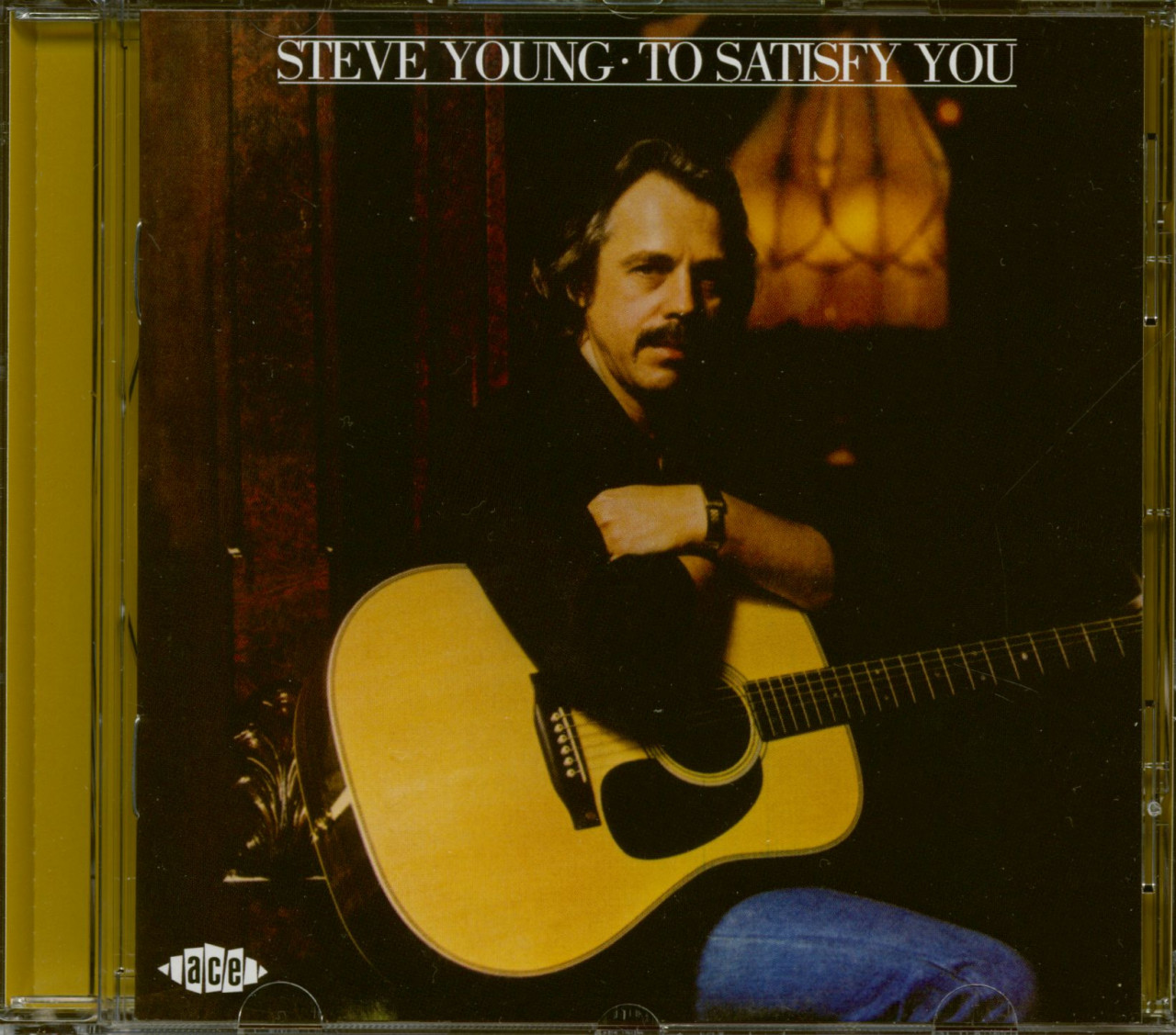 Steve Young - To Satisfy You (CD)