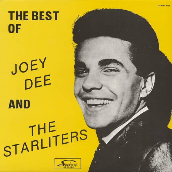 The Best Of Joey Dee And The Starliters (LP)
