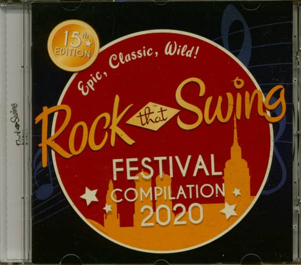 Rock That Swing Festival Compilation 2020 (CD)