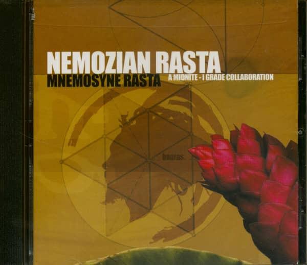 Nemozian Rasta - A Midnite - I Grade Collaboration (CD)