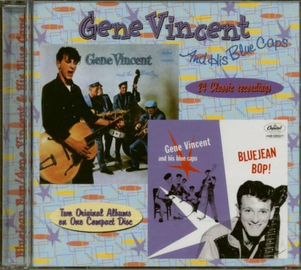Blue Jean Bop - & The Blue Caps (CD)