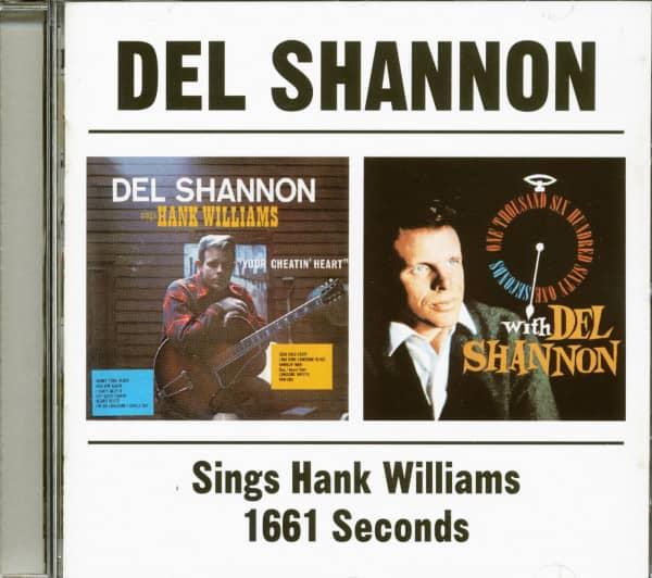 Sings Hank Williams - 1661 Seconds (CD)