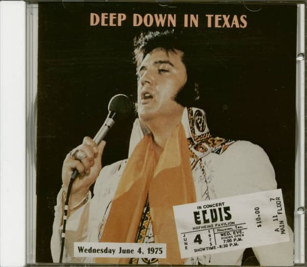 Deep Down In Texas (CD)