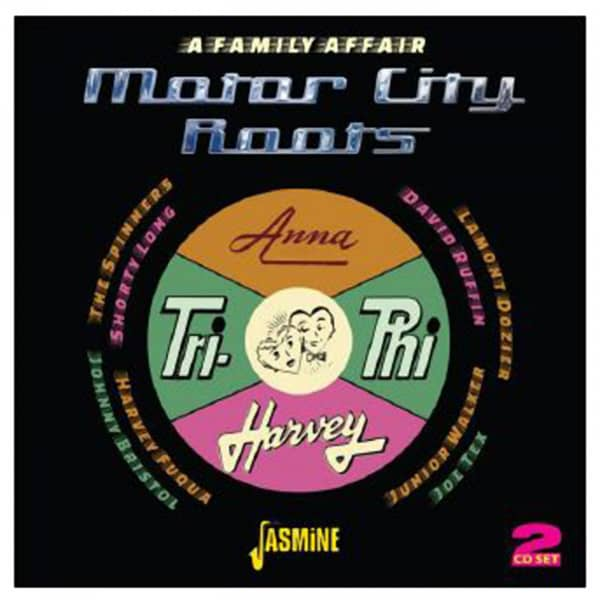 A Family Affair - Motor City Roots Vol.2 (2-CD)
