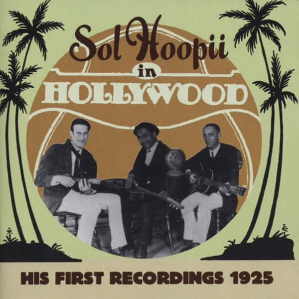 In Hollywood - His First Recordings 1925