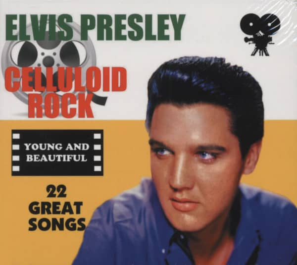 Celluloid Rock Vol.2 - Young And Beautiful (CD)
