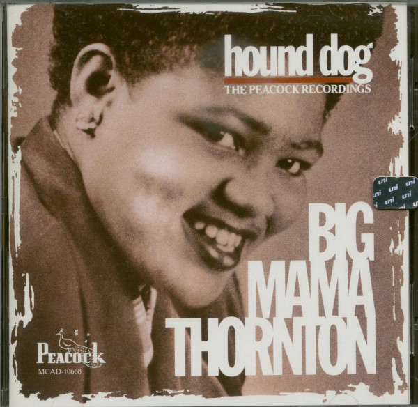 Hound Dog - The Peacock Recordings