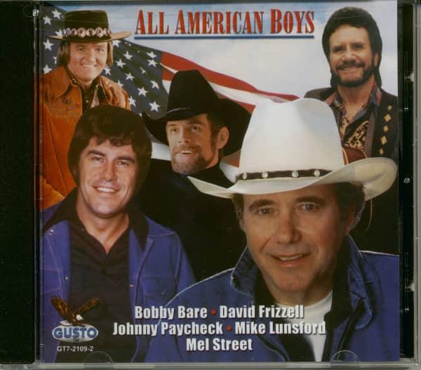 All American Boys (CD)