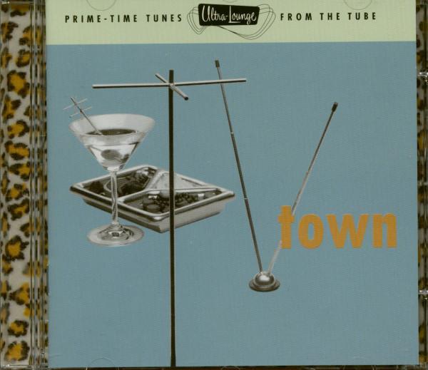 Ultra Lounge - TV Town Vol.13 (CD)