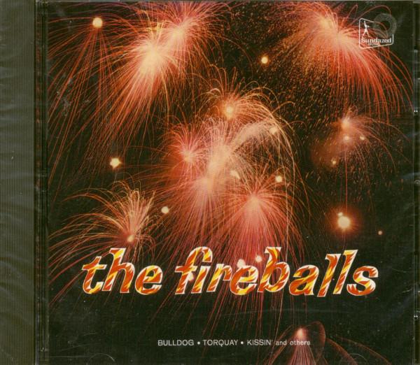 The Fireballs (CD)