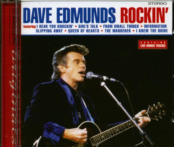 Rockin' (CD)