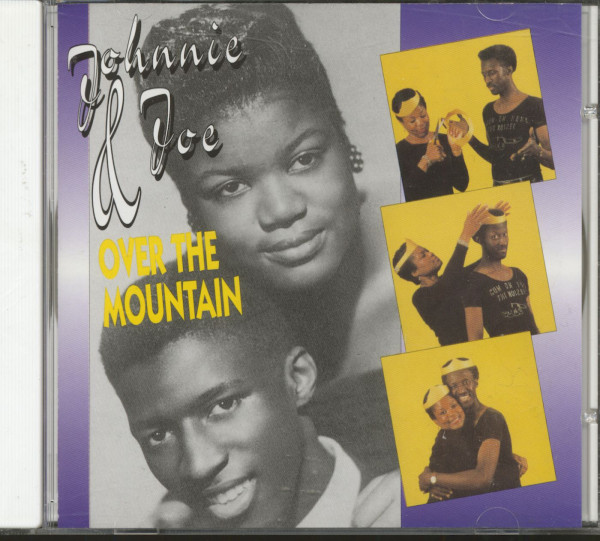 Over The Mountain (CD)