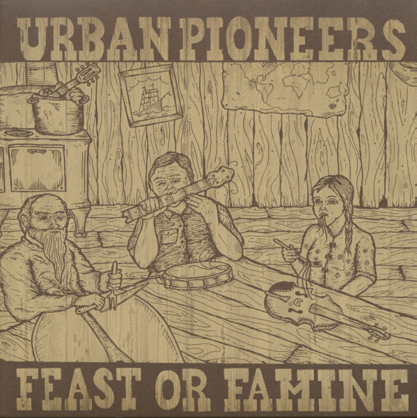 Feast Or Famine (LP)