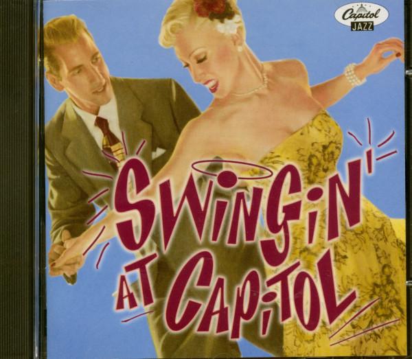 Swingin' At Capitol 1955-58 (CD)